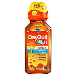 Vicks® DayQuil™ Childrens SEVERE Honey Cold & Cough + Mucus Liquid 8 oz.
