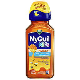 Vicks® Nyquil™ Kids Honey Cold and Cough Nighttime Relief Liquid 8 fl. oz.