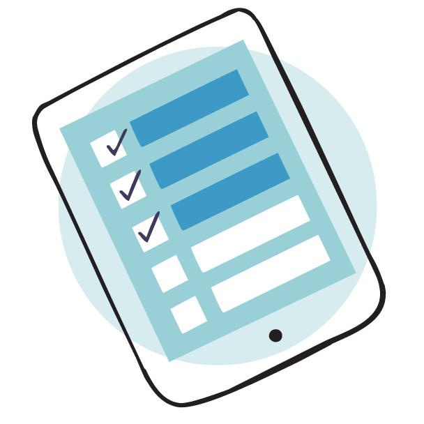 Interactive Checklist