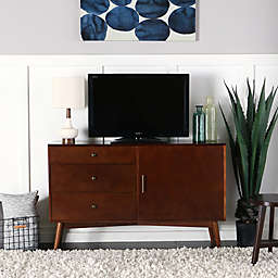 Forest Gate™ Diana 52-Inch Mid-Century TV Console in Walnut