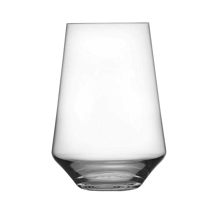 Alternate image 1 for Schott Zwiesel Tritan Pure Bordeaux Stemless Wine Glasses (Set of 6)