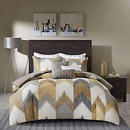 INK+IVY Alpine Full/Queen Comforter Set in Yellow