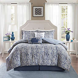 Harbor House™ Stella 6-Piece Comforter Set in Blue