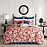 Part of the Madison Park Lucy Reversible 9-Piece Comforter Set in Red