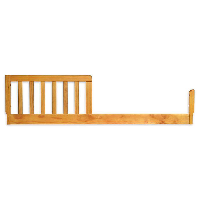 Alternate image 1 for DaVinci Toddler Bed Conversion Kit Rail (M3099) in Oak