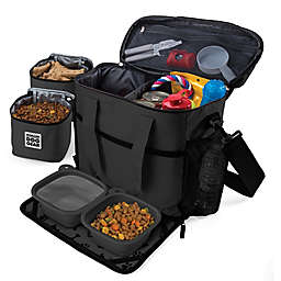 Overland Gear Week Away Dog Bag in Black