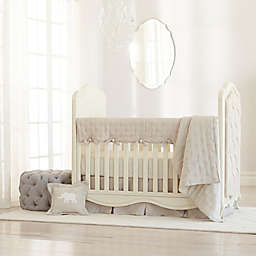 Just Born® Keepsake Linen Crib Bedding Collection in Flax