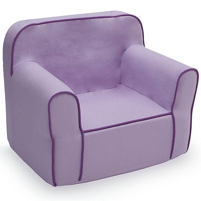 Alternate image 1 for Delta Children® Snuggle Chair