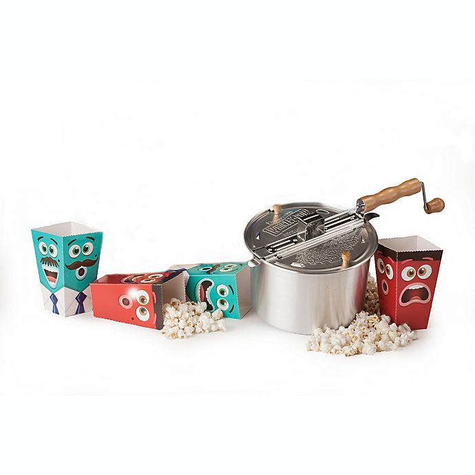 Alternate image 1 for Wabash Valley Farms™ The Original Whirley Pop™ Stovetop Popcorn Popper