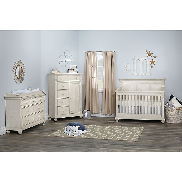 Alternate image 1 for Kingsley Sedona Nursery Furniture Collection in Vintage Ivory