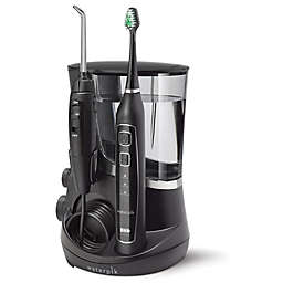Waterpik® Complete Care 5.0 Waterflosser and Sonic Toothbrush in Black