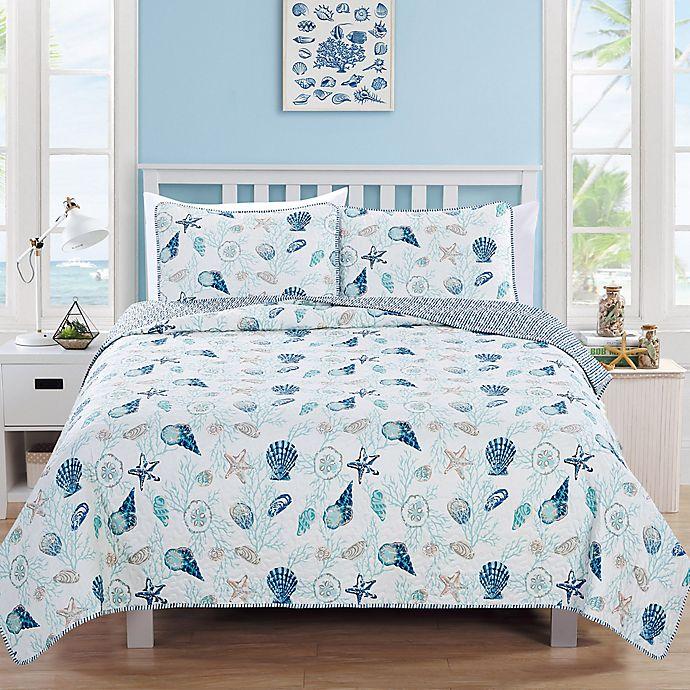 Alternate image 1 for Great Bay Home Bali Quilt Set