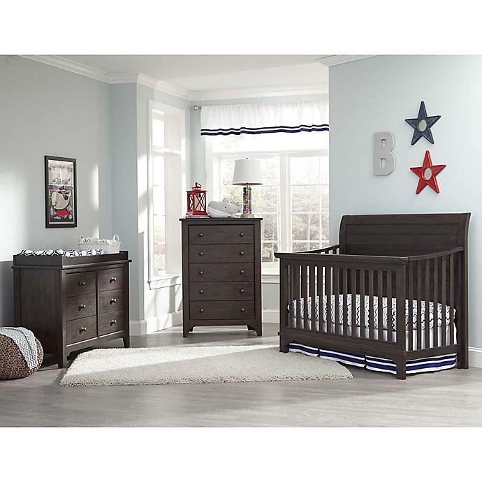 Alternate image 1 for Westwood Design Taylor Crib Furniture Collection