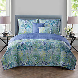 VCNY Home Harmony Reversible Quilt Set