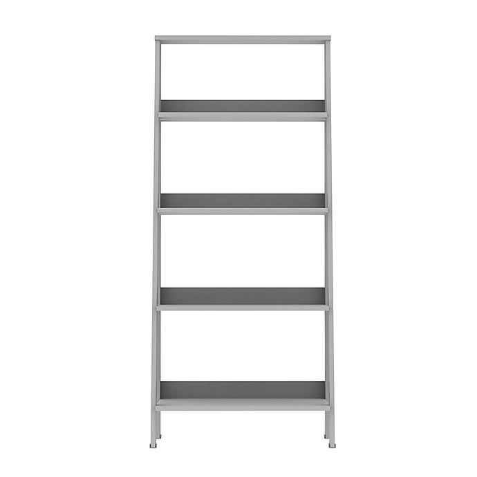Alternate image 1 for Forest Gate™ 55-Inch Modern Ladder Bookcase