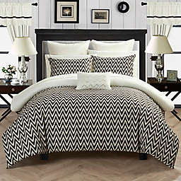Chic Home Fortville Reversible Comforter Set