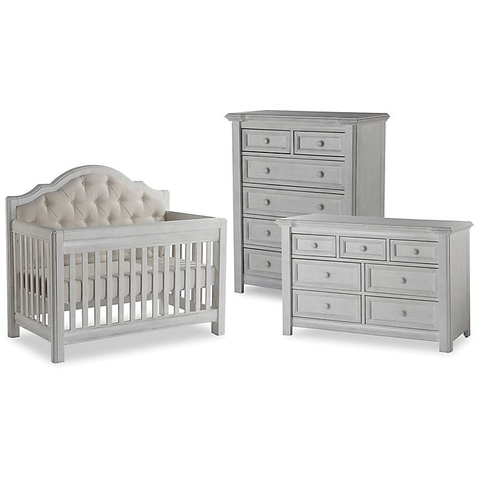 Alternate image 1 for Pali™ Cristallo Nursery Furniture Collection in Vintage White