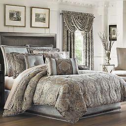 J. Queen New York™ Provence 4-Piece Comforter Set in Stone