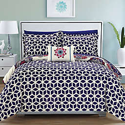 Chic Home Barella Reversible Comforter Set