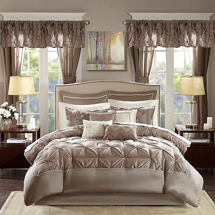 Alternate image 1 for Madison Park® Essentials Joella 24-Piece Comforter Set