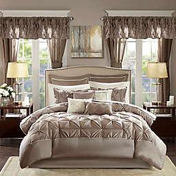 Madison Park® Essentials Joella 24-Piece Comforter Set