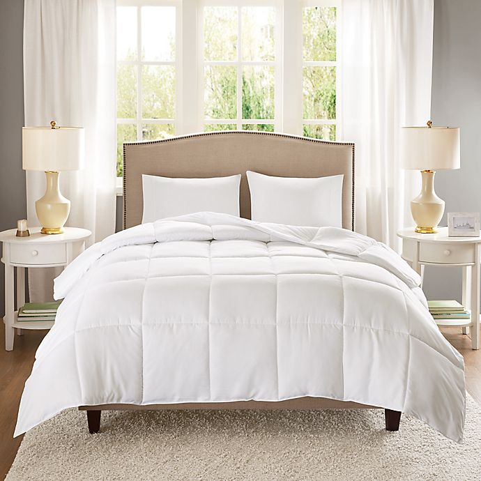 Alternate image 1 for Sleep Philosophy Copper-Infused Comforter in White