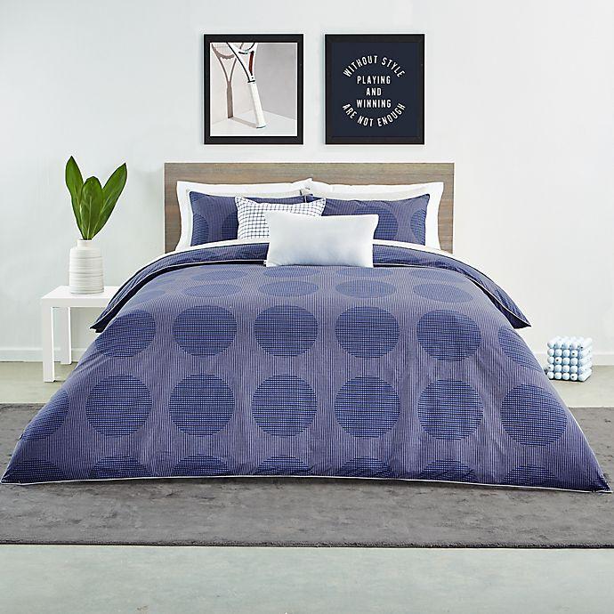Alternate image 1 for Lacoste Risoul Reversible Comforter Set