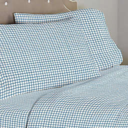 Lullaby Bedding Airplanes Pillowcases in Blue/White (Set of 2)