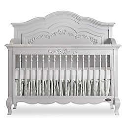 evolur™ Aurora 4-in-1 Convertible Crib in Akoya Grey Pearl