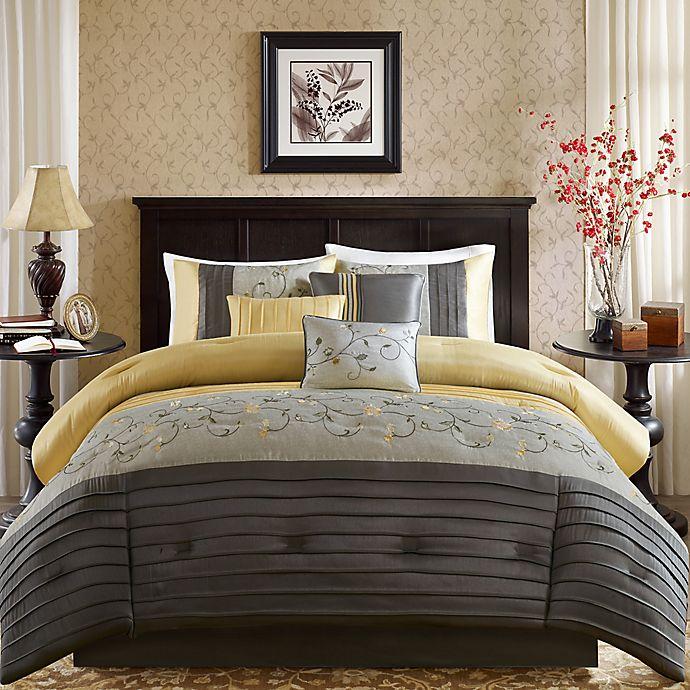 Alternate image 1 for Madison Park Serene Comforter Set