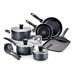 T-fal® Pure Cook Nonstick Aluminum 12-Piece Cookware Set
