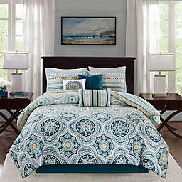 Madison Park Mercia Reversible Comforter Set
