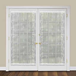 Heritage Lace® Sheer Divine Rod Pocket Door Panel (Single)
