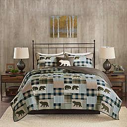 Woolrich® Twin Falls Reversible Quilt Set