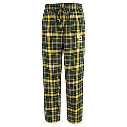 Baylor University Men's Small Flannel Plaid Pajama Pant with Left Leg Team Logo