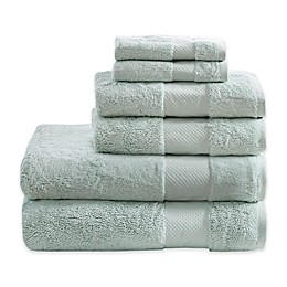 Madison Park Signature Turkish Cotton Bath Towels (Set of 6)