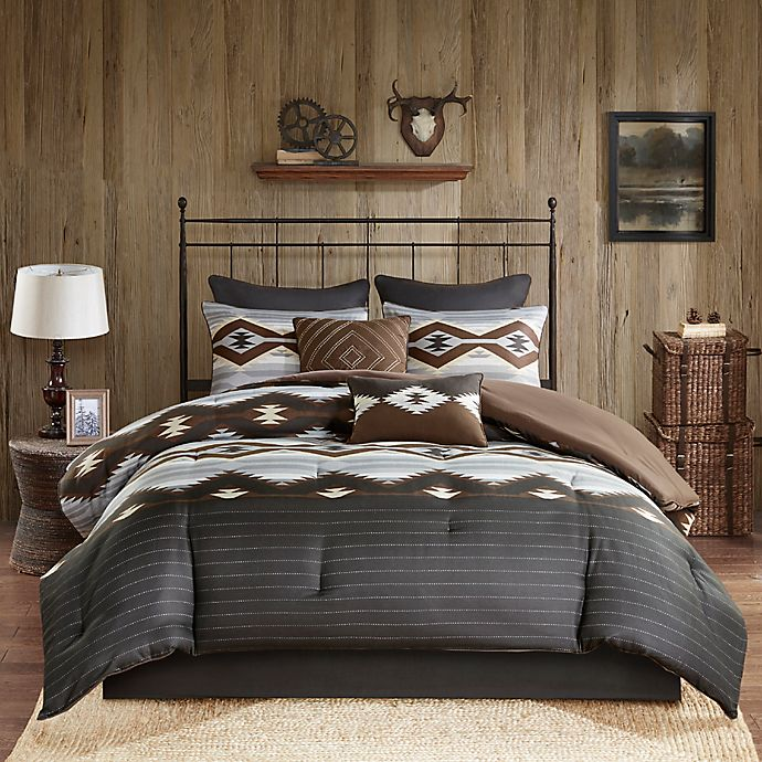 Alternate image 1 for Woolrich® Bitter Creek Comforter Set