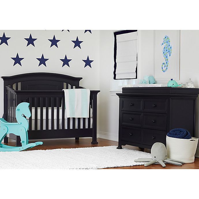 Alternate image 1 for Kingsley Brunswick Nursery Furniture Collection in Majestic Blue