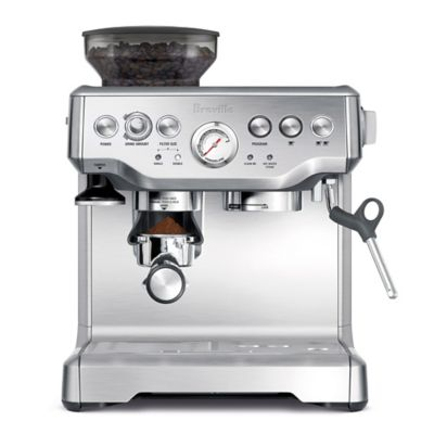 Breville® The Barista Express™ BES870XL Espresso Machine in Stainless Steel