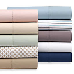 Heartland® HomeGrown™ Cotton Percale 325-Thread-Count Fitted Sheet
