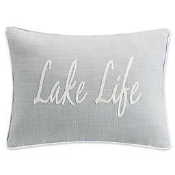 KAS Seneca Lake Life Throw Pillow
