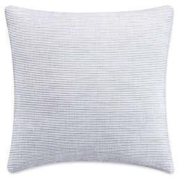 KAS Seneca European Pillow Sham in Taupe