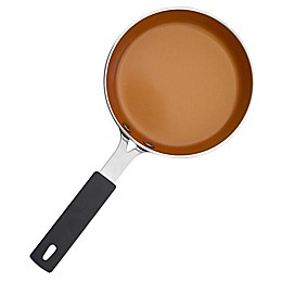 Gotham™ Steel Nonstick 5.5-Inch Aluminum Mini Egg Pan in Copper
