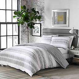 City Scene® Ziggy 3-Piece King Comforter Set in White