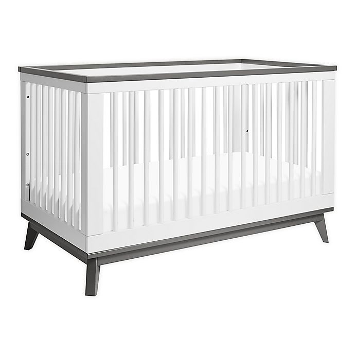 Alternate image 1 for Babyletto Scoot 3-in-1 Convertible Crib