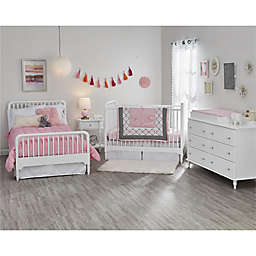 Little Seeds Rowan Valley Nursery Furniture Collection in White
