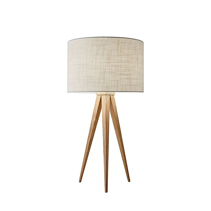 Alternate image 1 for Adesso® Director Table Lamp