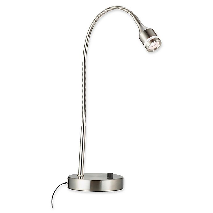 Alternate image 1 for Adesso® Prospect 1-Light LED Desk Lamp