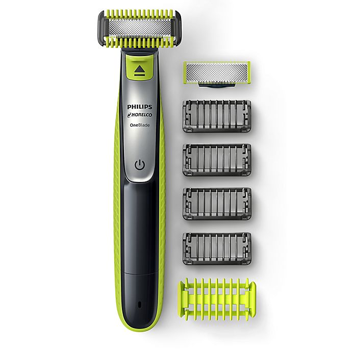 Alternate image 1 for Philips Norelco OneBlade Face + Body Trimmer