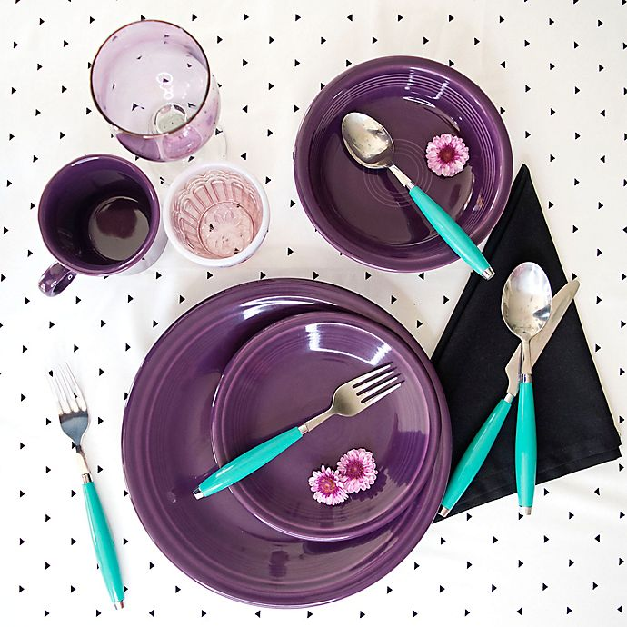 Alternate image 1 for Fiesta® 4-Piece Place Setting